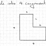 Congruent Shapes Puzzle Problem Extension 1