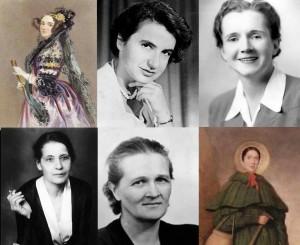 famous women scientists