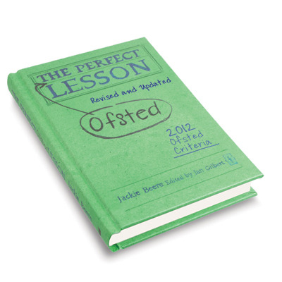 "What makes ""The Perfect #OfSTED Lesson"" – a door stop or an outstanding read?"