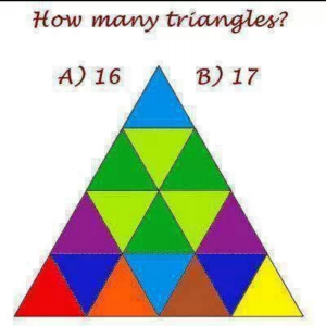 Counting Triangles Starter