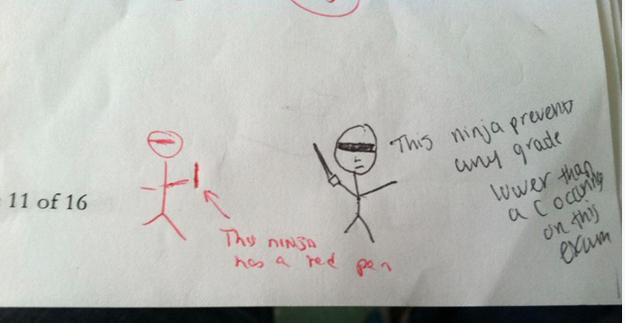 When teachers get the last laugh 8