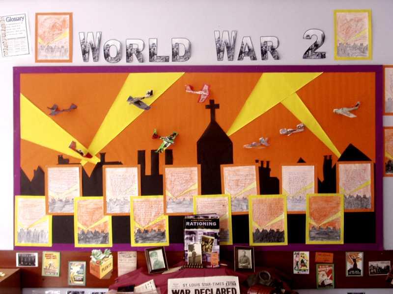 Pupil Classroom Teacher Wall Display 7