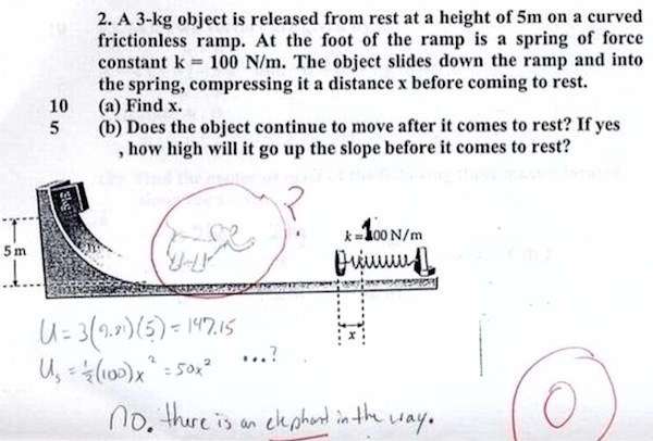 funny incorrect pupil student learner answers 6