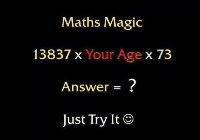 maths magic starter