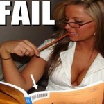 student pupil fail 4
