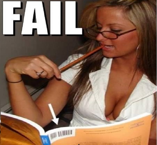 Top 5 epic student fails as voted by teachers on twitter!