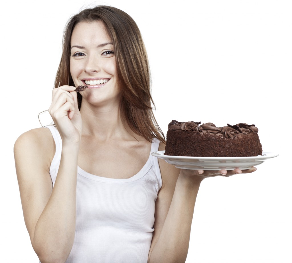 infinite chocolate problem