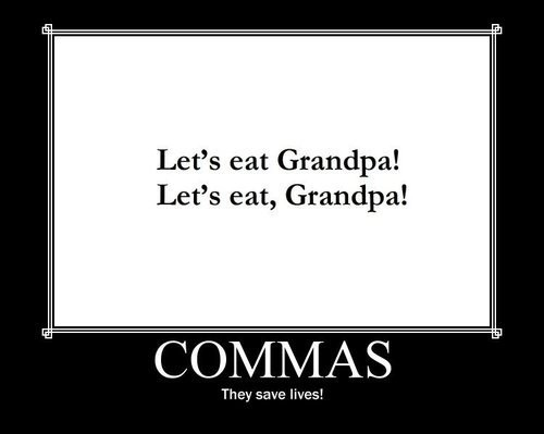 Have you seen the top 5 funny grammar mistakes! A must see & share! >> LOL