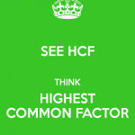 see-hcf-think-highest-common-factor