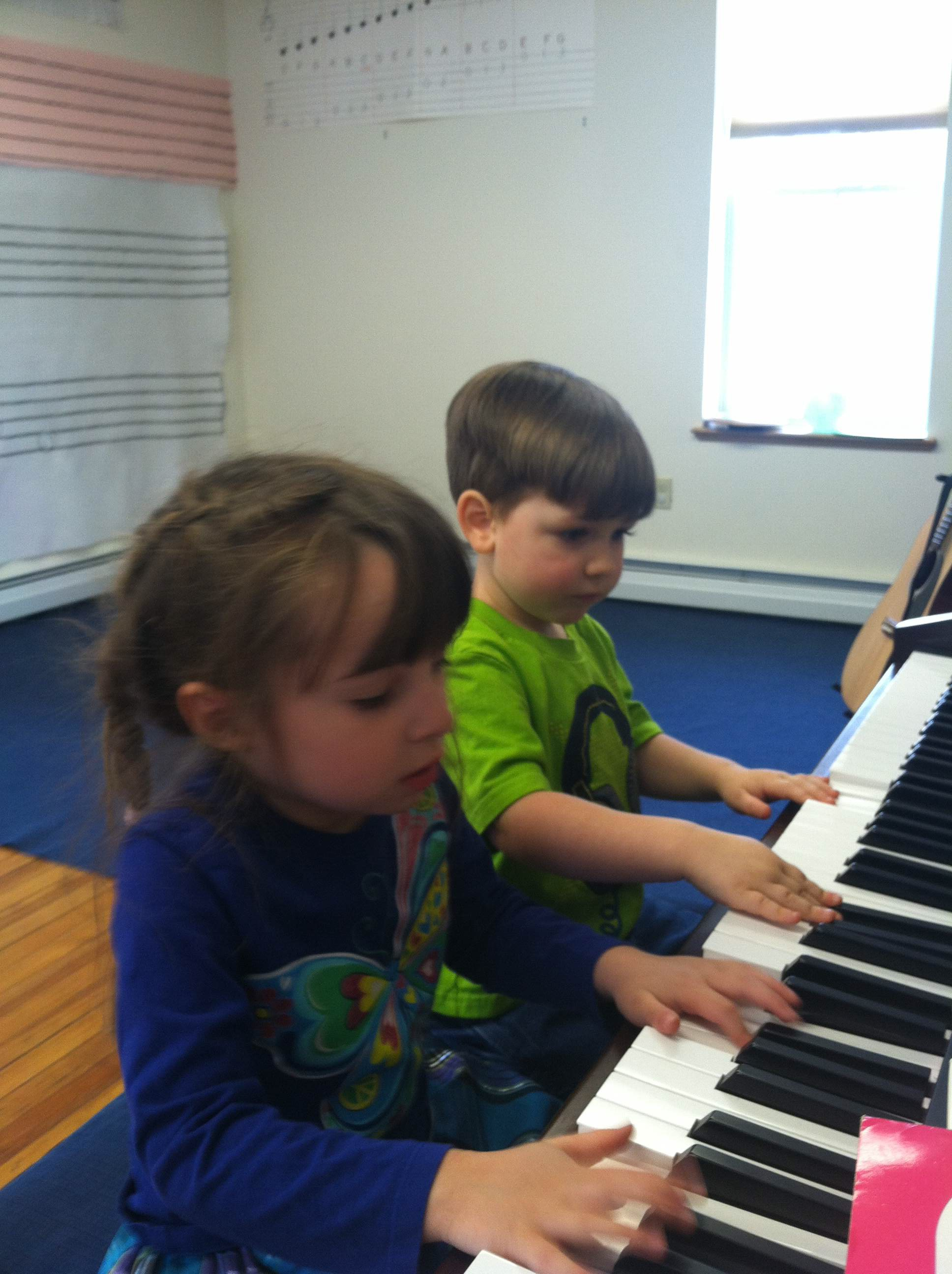 What is a good age to start Piano Lessons? Is you child ready to play the piano?