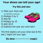 shoeSize