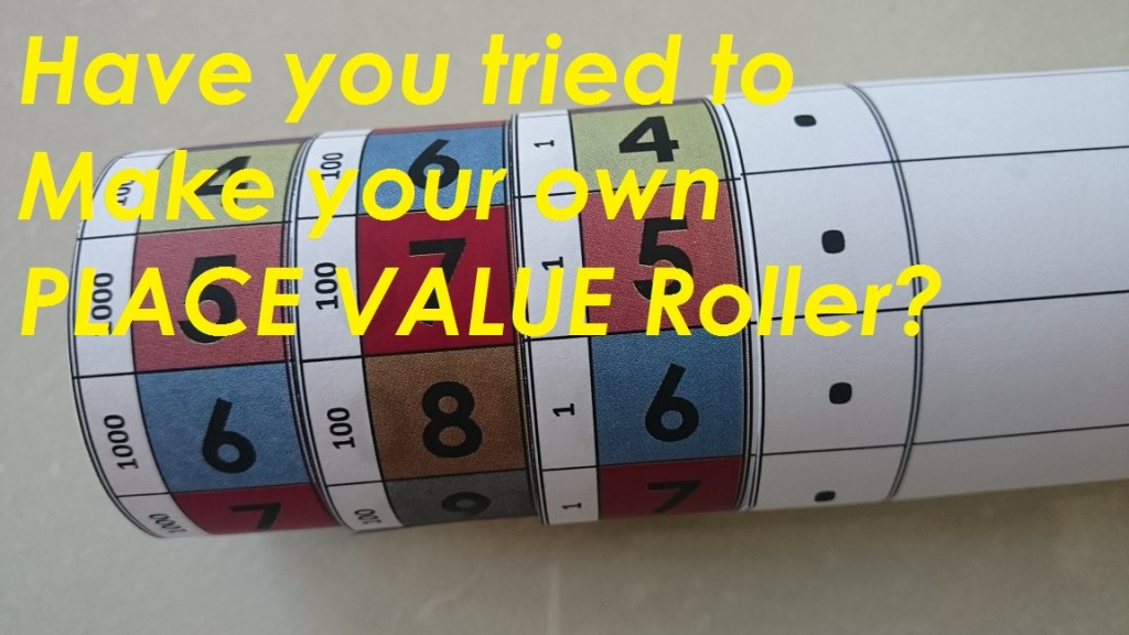 Place Value Roller