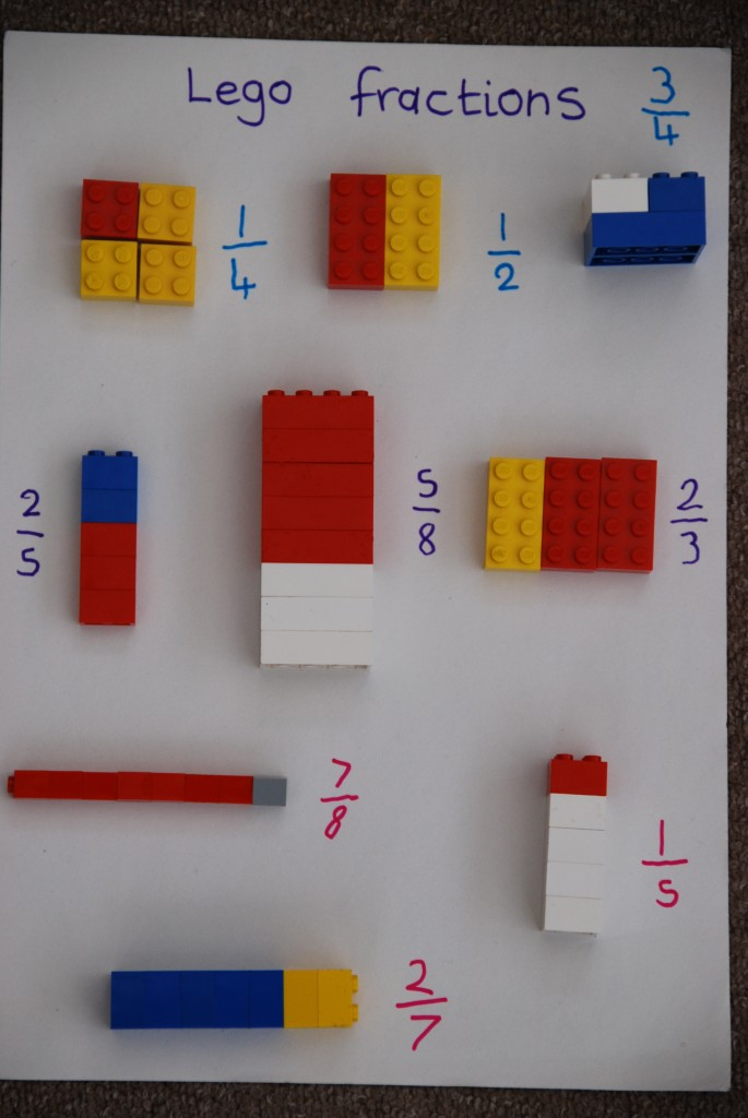 Lego Math? Did you know that you can use Lego to teach Maths? http ...