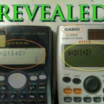 calculators revealed
