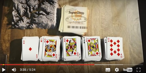 The answer to how many ways can you shuffle a deck of cards will leave you speechless!
