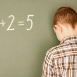 Boy incorrectly decisive simple mathematical example