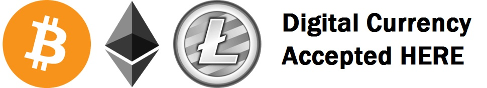 digital currency bit lite etherium coin accepted here image