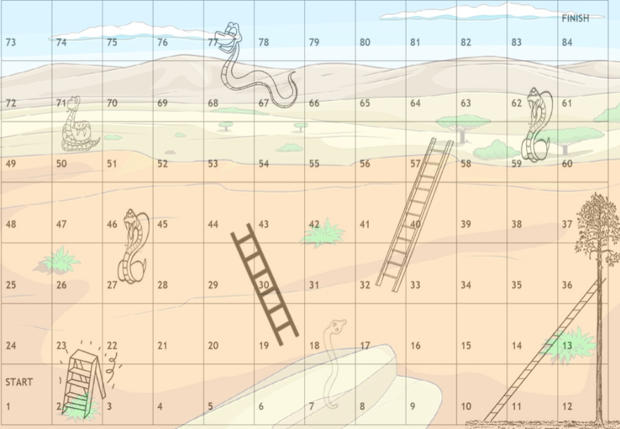 Have you used Snakes and Ladders in your classroom?